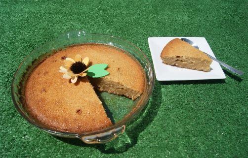 Bizcocho de coco y galletas para #Mycook http://www.mycook.es/receta/bizcocho-de-coco-y-galletas/