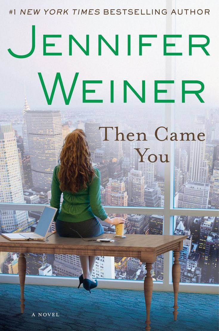 Then Came You {One of my fave Jennifer Weiner books. About egg donorship and surrogacy. Love that she wrote about such a hot, but somewhat taboo, topic}