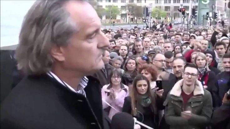 Антимайдан начался в Берлине!!! Андреас Попп за свободную от ЕС Европу!!!