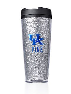 University of Kentucky Coffee Tumbler. YES!!! I need this for Christmas! <3