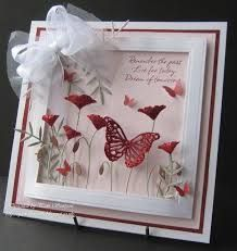 Image result for Memory box die blooming poppy
