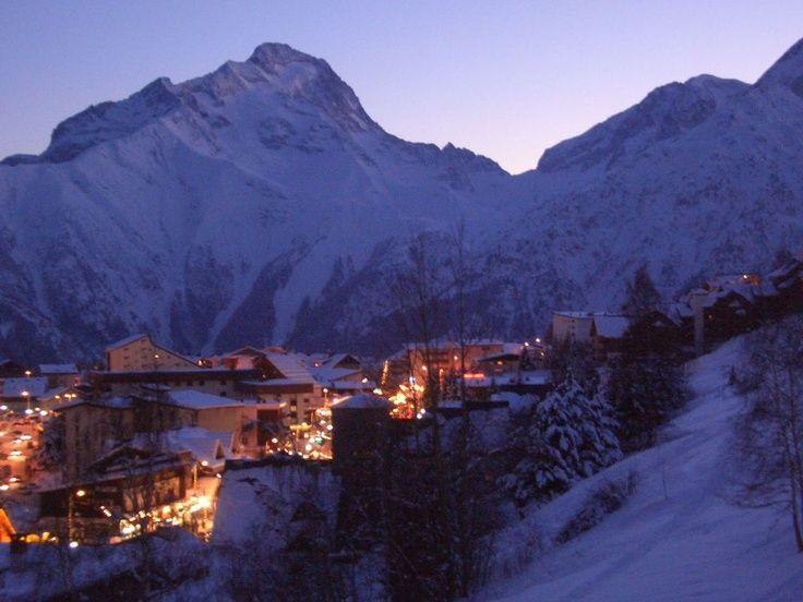 Pista Les Deux Alpes