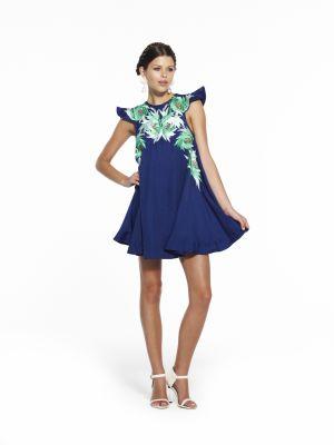 Alice McCall Rutile Dress (Sapphire)