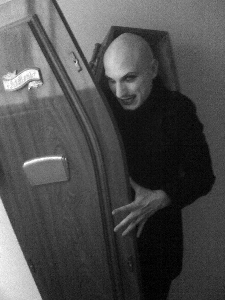 Stanton LaVey, Dracula, Orlok, Vampire