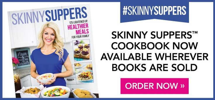 Skinny Suppers Cookbook