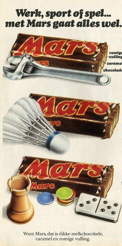 Mars reclame