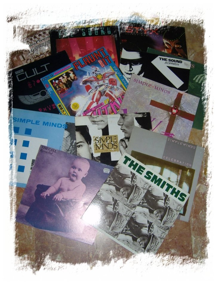 Simple Minds, The Call, The Smiths, The Sound, The Cult, Sigue Sigue Sputik, Styx, Alice Cooper