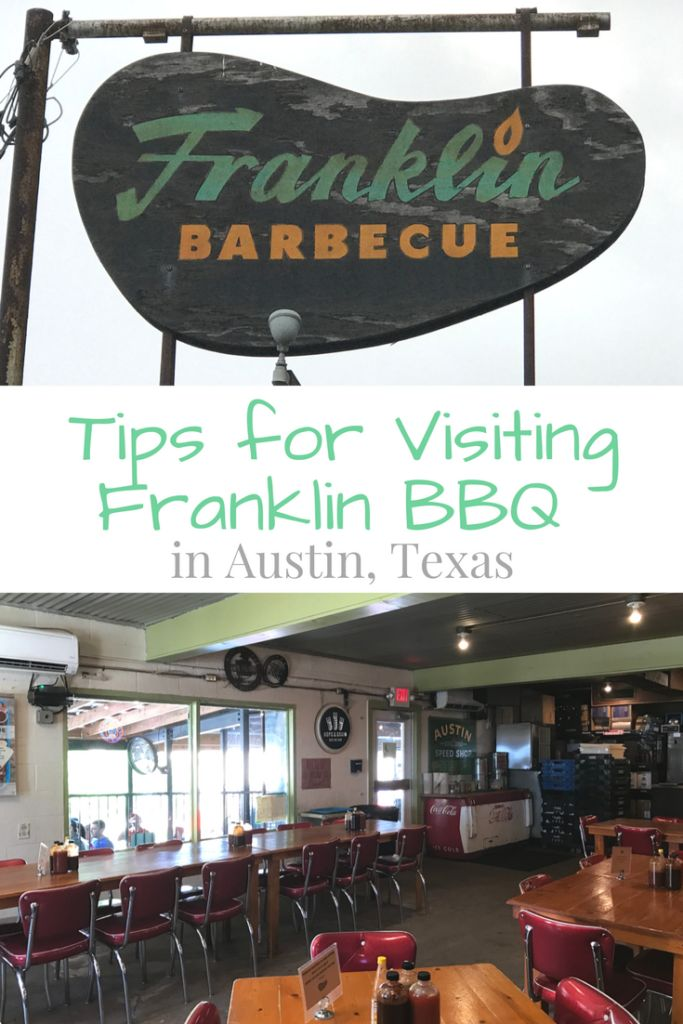 Tips For Visiting Franklin BBQ In Austin Texas