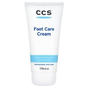CCS Swedish Foot Care Cream. I use this foot cream every night, just before going to bed. It has really softened and soothed my feet. Definitely a very good buy. Plus, it is suitable for sensitive skin.