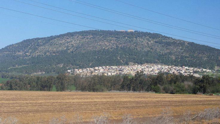 Muntele Tabor(schimbarea la fata)