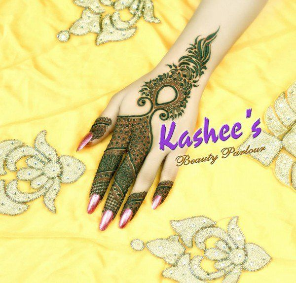 latest hand mehndi designs