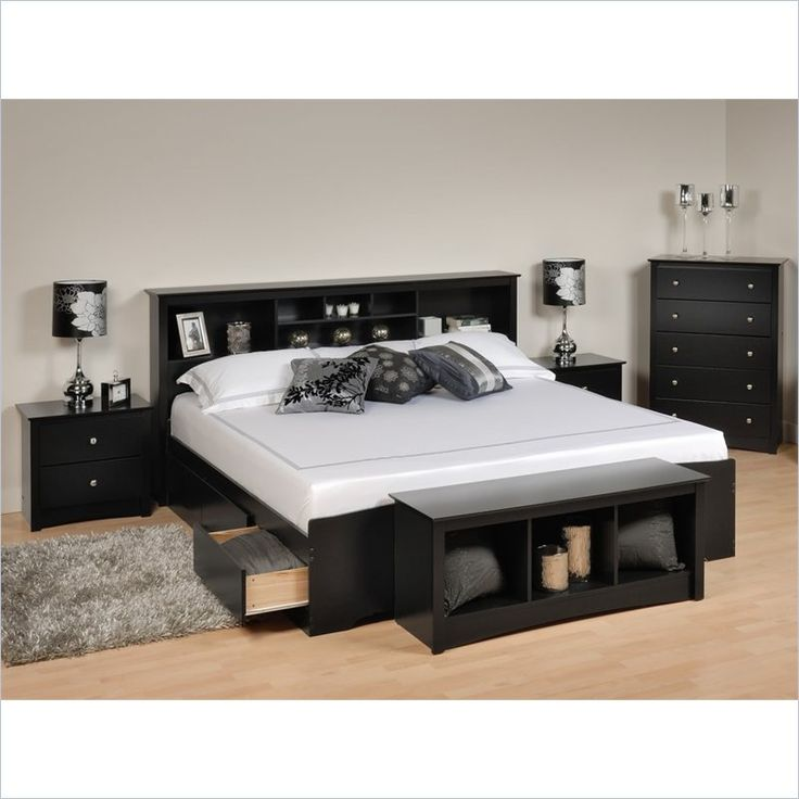 Bedroom Sets With Storage Beds best 25+ king bedroom furniture sets ideas on pinterest | king
