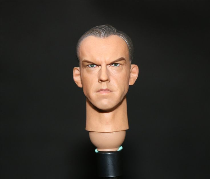 "==> [Free Shipping] Buy Best Mnotht Head Sculpt 1/6 Scale Head Sculpt Hugo Weaving RED SKULL Matrix Agent Smith fit 12"" body Action & Toy Figures l30 Online with LOWEST Price 