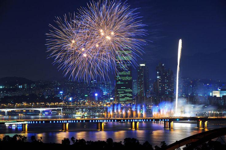 (여의도) Yeouido - fireworks in October
