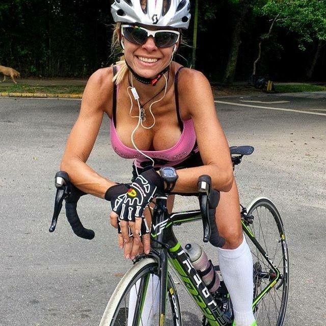 Sexy boobs cyclist, xlxx hot nude