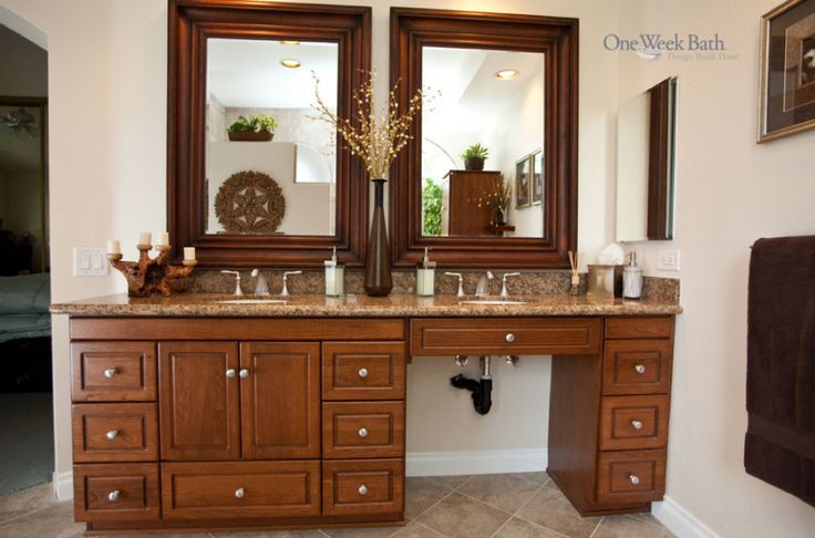 Custom bathroom vanities plans woodworking projects plans - Bathroom vanity plans woodworking ...