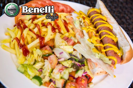 There is nothing nicer than being served delicious food with excellent service for the good people.  we invite you to visit Benelli Caffe for the tasty food and good environment.  #dubai #downtown #caffe #cafe #restaurants #burjkhalifa #abudhabi #dubaimall #food #bestdeals #cocktails #refreshment #bikes #membership #discount #food #breakfast #dealoftheday #happyhour #qualityfood #pizza #bikers #entertainment #family #kids #burjularab #sandwiches #nutella #crepes #cafe #delicious #food — at…