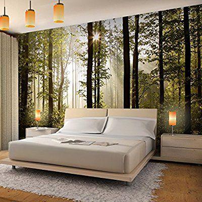 Vlies Fototapete 'Wald' 308x220 cm - 9010010a RUNA Tapete