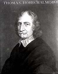 Thomas Hobbes (1588-1679) was one of the most influential of all political philosophers. His book Leviathan virtually founded the study of the modern state.