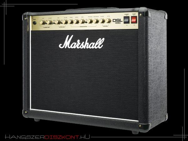 Marshall DSL40C 40W csöves gitárkombó