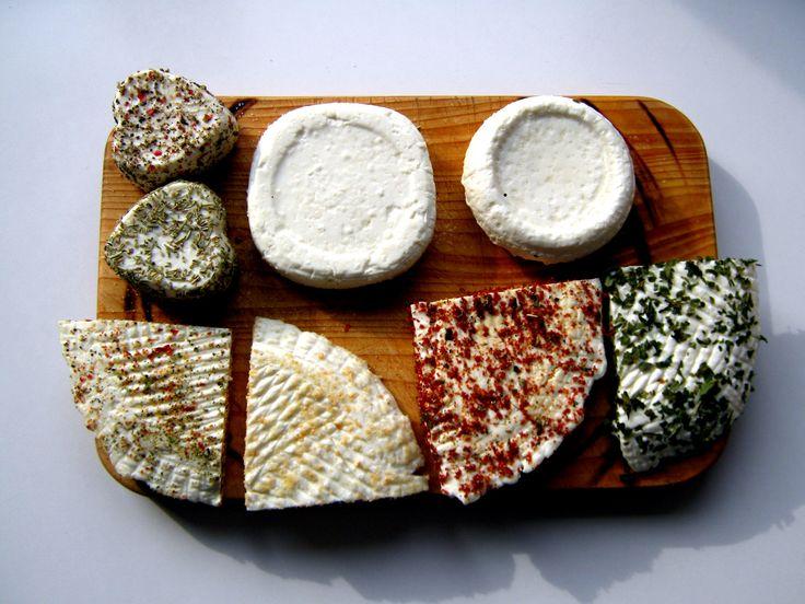 Fresh cheese making