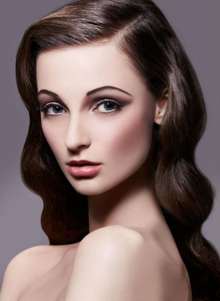S Makeup: 17 Best Images About 30s Hair + Makeup On Pinterest