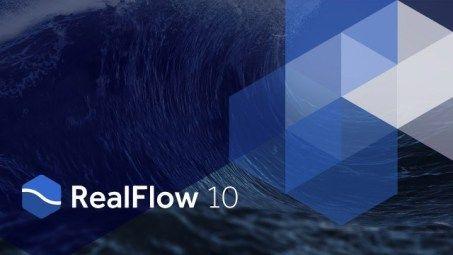 Next Limit RealFlow 10 Crack 2017 (Mac + Win) Free