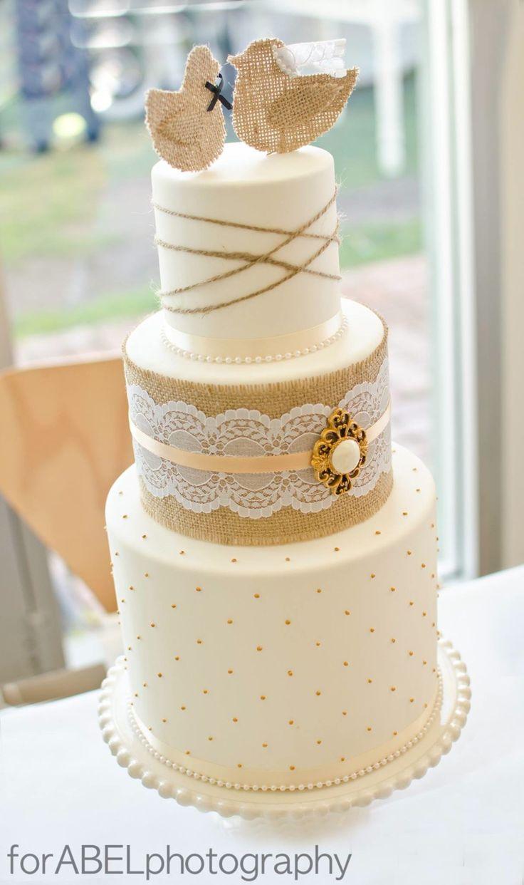 The 22 best Wedding cakes images on Pinterest   Cake wedding, Cake ...