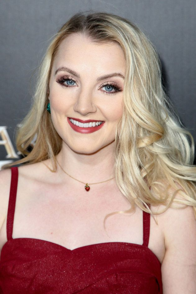 """UNIVERSAL CITY, CALIFORNIA - APRIL 05:  Actress Evanna Lynch attends the Universal Studios Hollywood Hosts The Opening Of """"The Wizarding World Of Harry Potter"""" at Universal Studios Hollywood on April 5, 2016 in Universal City, California.  (Photo by Tommaso Boddi/WireImage)"""