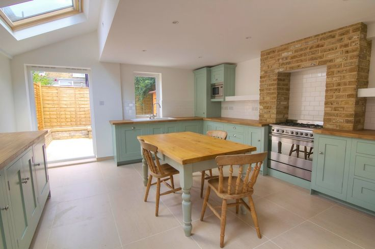 Kitchen Extension London We specialize in the design and delivery of kitchen extension and work with our clients in response to their specific needs to creat...