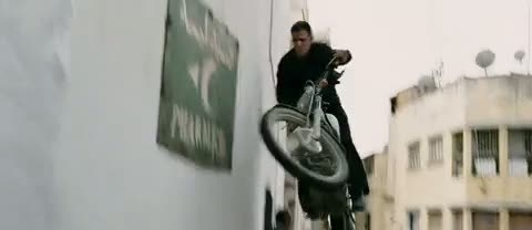 Clip from: The Bourne Ultimatum