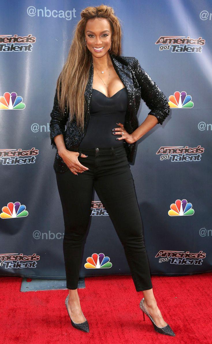 Tyra Banks  Tyra Banks  Tyra Banks, Fashion, Curvy Women -6672