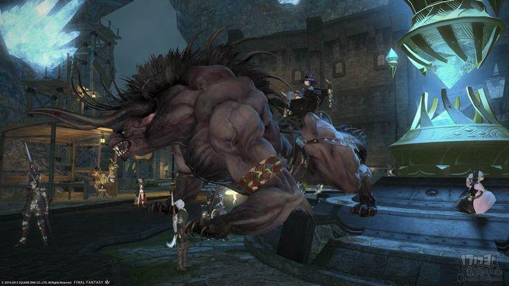 ffxiv behemoth   最终幻想14》坐骑获取完全指南 待补充