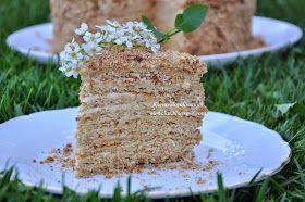 Sweet and not Sweet: Песочный торт с фундуком и крем-брюле