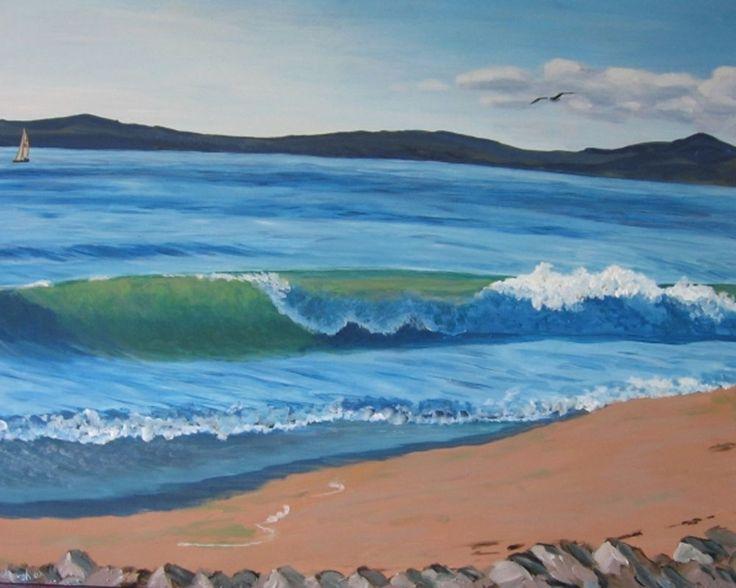 ocean by Amber Middaugh