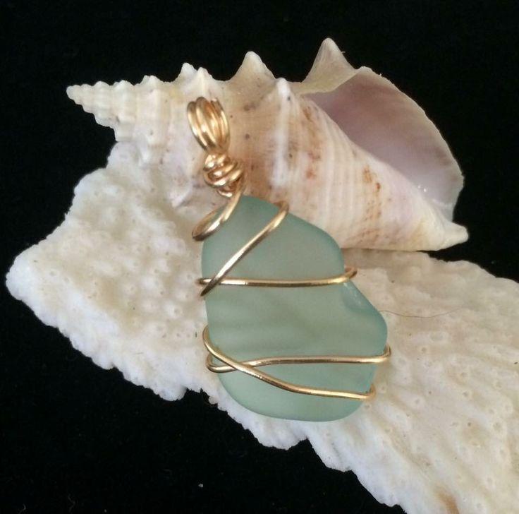Goldtone Seafoam collection