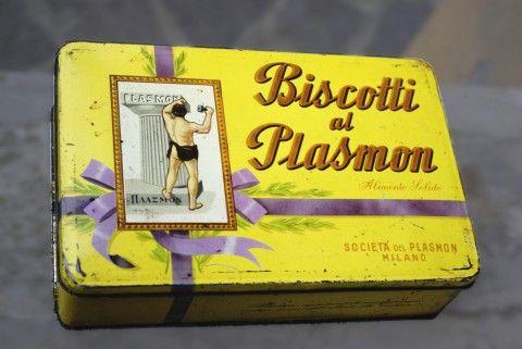 Una scatola dei biscotti più famosi