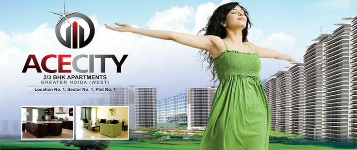 ACE City provides residential projects in noida extension with best facilities. It provides flats with all features and facilities, near to shopping mall, fun plaza and best colleges and engineering collages.