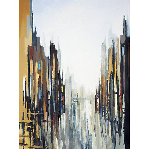 Buy Gregory Lang - Urban Abstract 14 Online at johnlewis.com