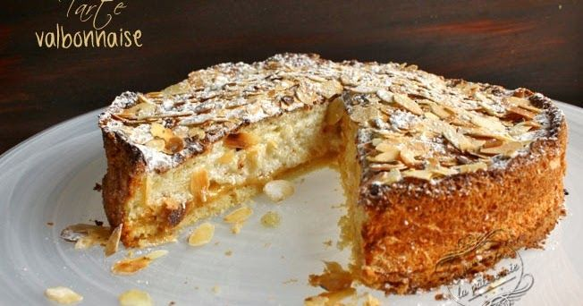 Recette de la tarte valbonnaise de Christophe Michalak : un délicieux gâteau aux amandes !