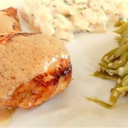 Chicken Francese for One Allrecipes.com