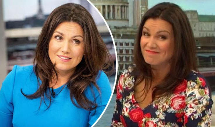 nice Susanna Reid left infuriated as she angrily SLAMS online troll over 'c**p' abuse