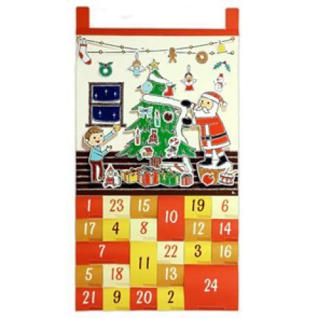 Christmas: Advent calendar,Advent calendars,Calendars,Christmas,party,red,calendar,decoration