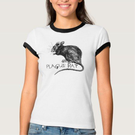 plague rat T-Shirt - tap, personalize, buy right now!