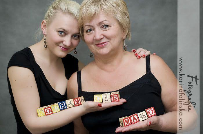 kocham cię mamo