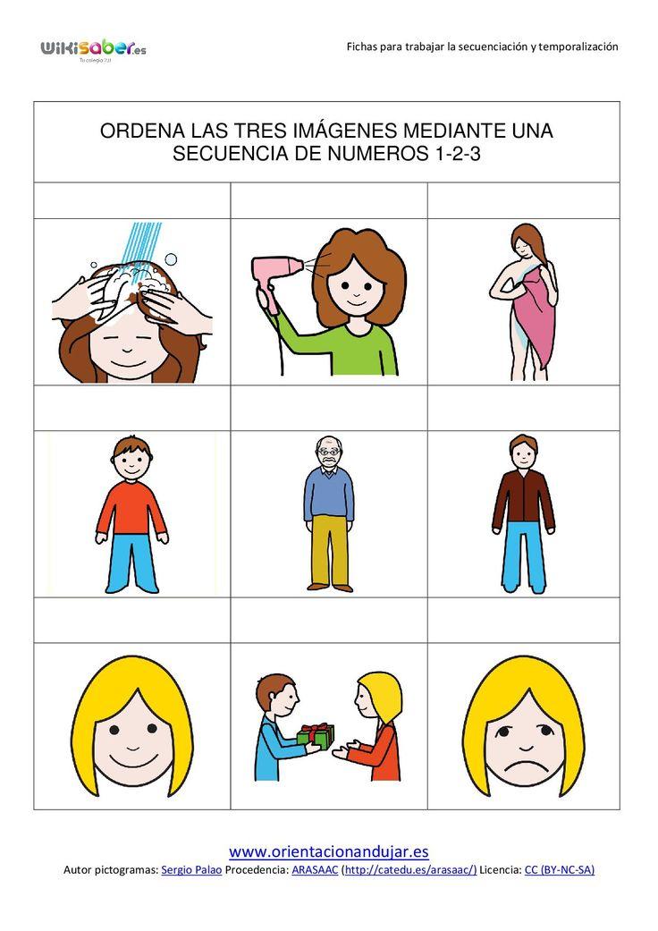 Hoy os traemos unas divertidas actividades para trabajar las secuencias temporales queayudan al desarrollo cognitivo de nuestros hijos, en esta entrada propongo un tipo de juego o actividad que permite …