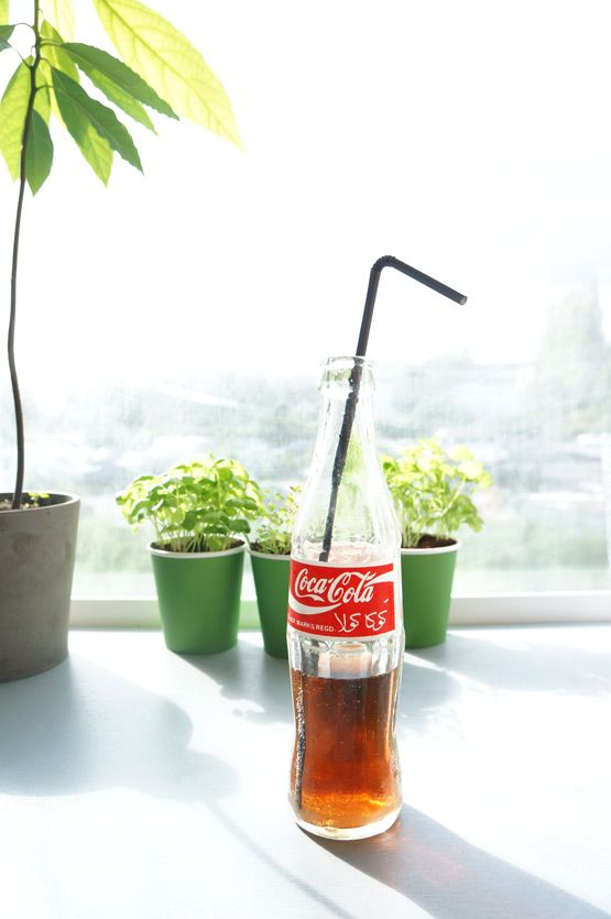 JOELIX - Always Coca Cola  http://www.joelix.com/Always-Coca-Cola