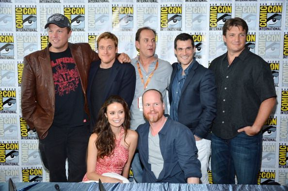 Firefly 10 Year Anniversary Reunion Press Conference - Comic-Con International 2012. Now Dark Horse has announced a new series of Serenity comic books which will leave off where the Serenity movie ended.