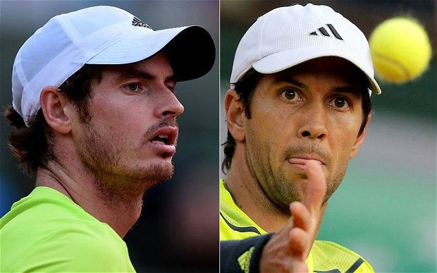 Andy Murray v Fernando Verdasco