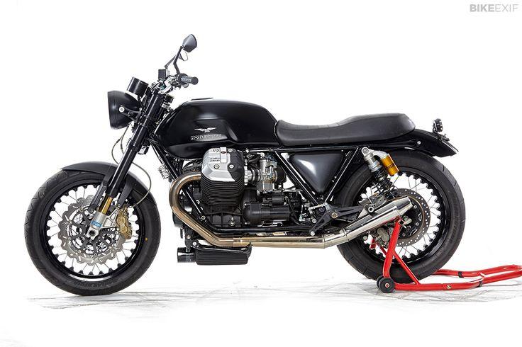 Bike Exif Moto Guzzi The Moto Guzzi V